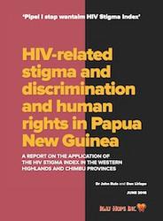 PNG stigma report