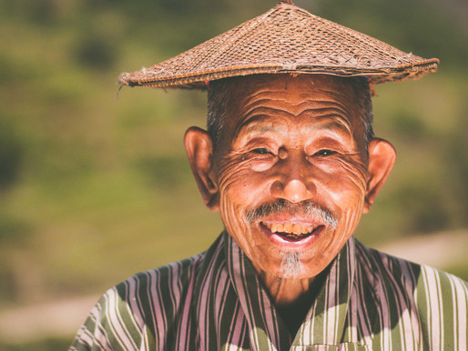 The Bhutanese are even happier
