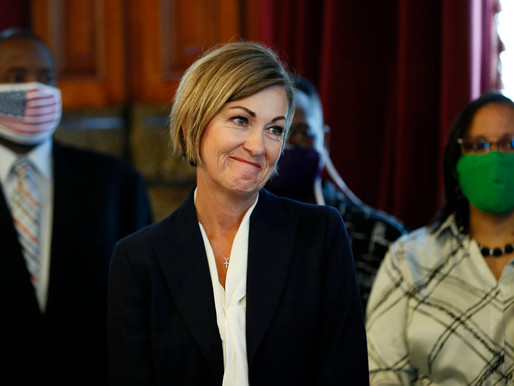 Iowa restores ex-prisoner voting rights