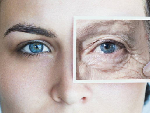 Reversing ageing with oxygen