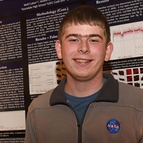 NASA intern's stellar discovery