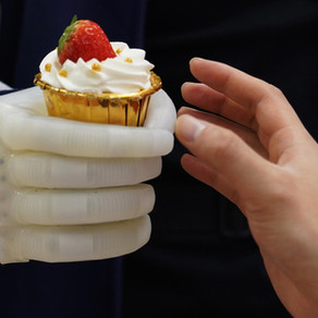 Bionic hand offers real-time tactile control