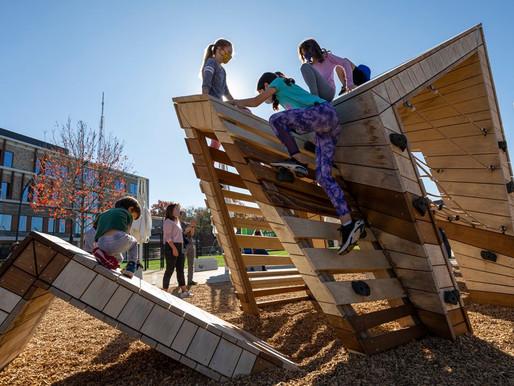 Making playgrounds wild again