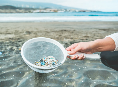 It's official: new study confirms we're all eating plastic