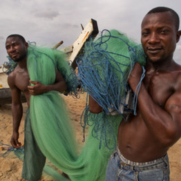 New app helping save fishers in Ghana