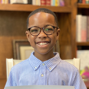 Ten-year-old Texan collects 500,000 books for kids