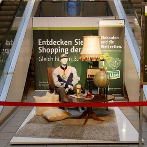 Berlin adds reuse outlet to major department store