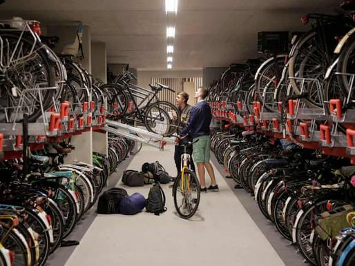 A 'cyclist's' paradise