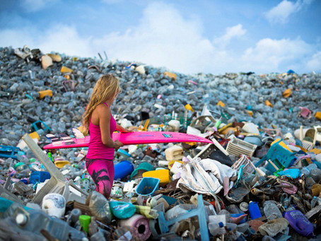Plastic by the numbers