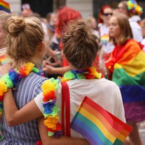 LGBTQ suicide rates fall