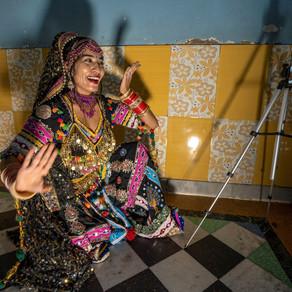 Internet reviving India's folk arts