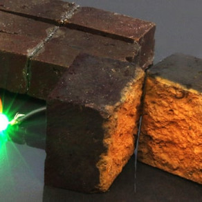 Bricks become batteries