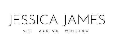 Jessica James Art Design Writing