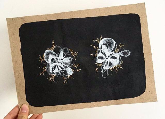 Jessica James art pen drawing creative artist