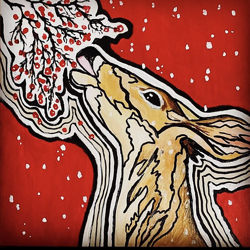 SOLD Reindeer 2