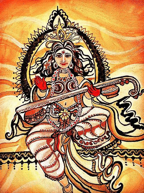 SOLD Saraswati