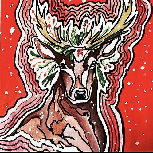 SOLD Reindeer 1