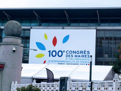 Jeudi 23 Novembre 2017 - Salon des Maires et des Collectivités