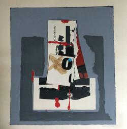 Fernando Garcia Ponce, Collage 1