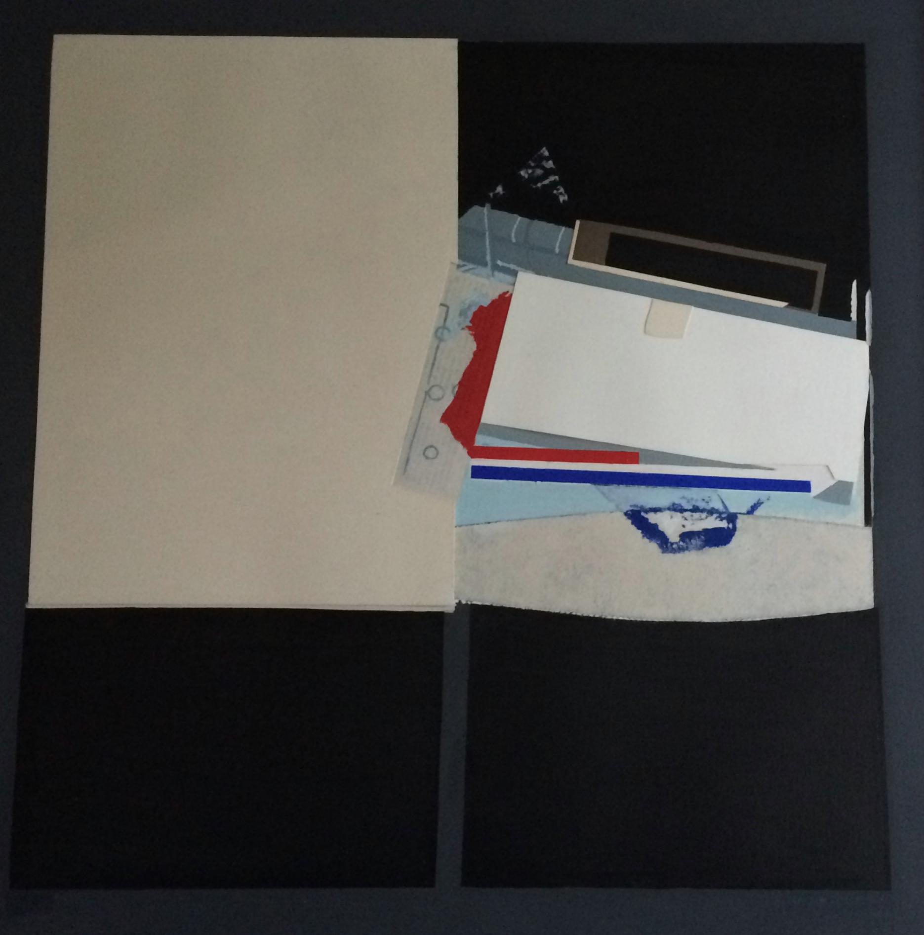Fernando Garcia Ponce, Collage 2