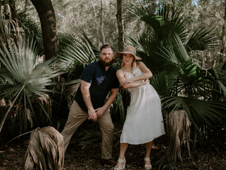 KAT+CONNER // Suwannee River Engagements