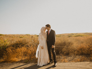Sunkissed Crystal Cove Engagement