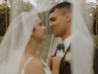 THE CANNELLA'S // emotional spring florida wedding