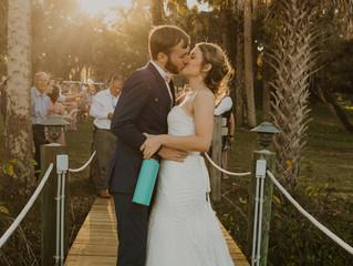 THE MITCHELL WEDDING // Family Bayside Ranch Wedding