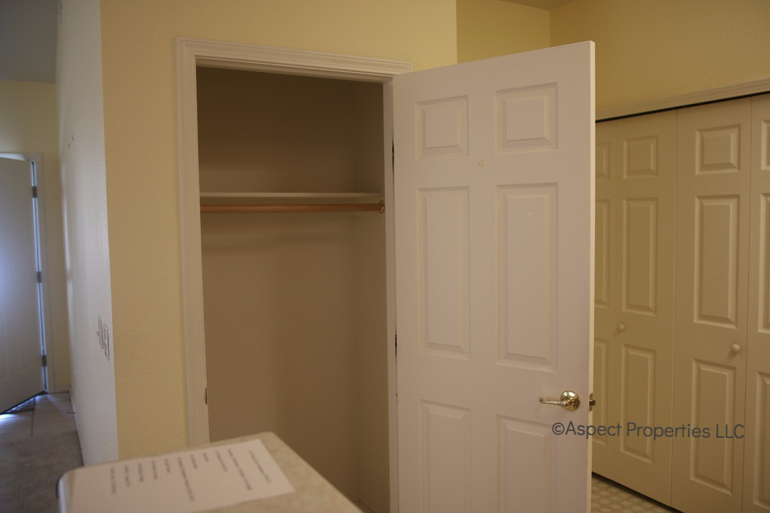 Coat closet or pantry