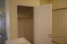 Coat closet or pantry