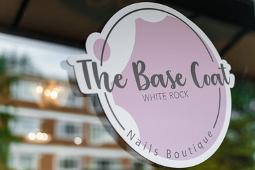 The Base Coat | White Rock Nail Salon