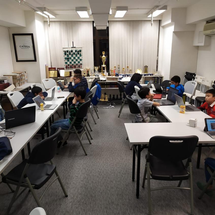 Naranco - Caissa internet chess matc