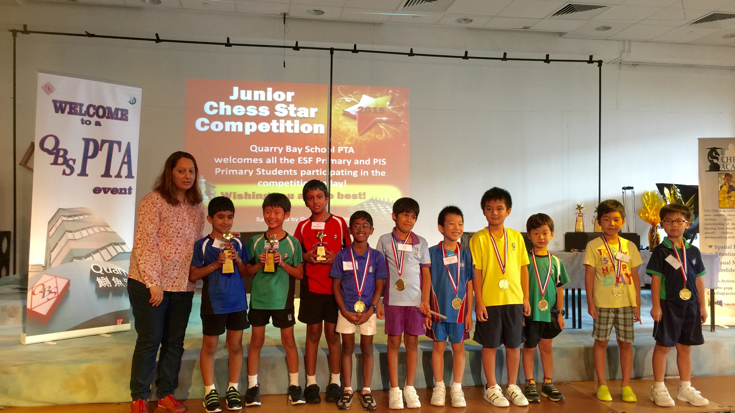 Lower Primary Prize Winenrs