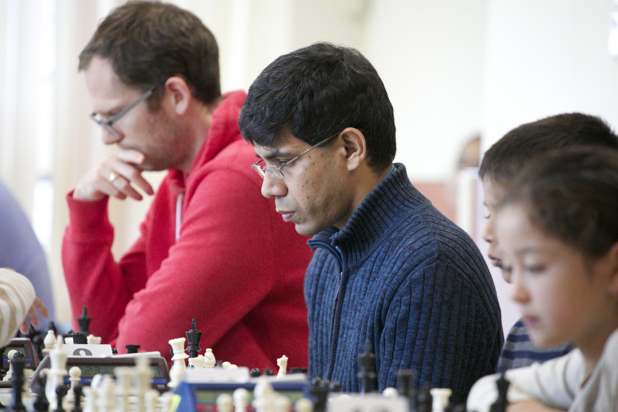 Qualifier Rounds - Aravind
