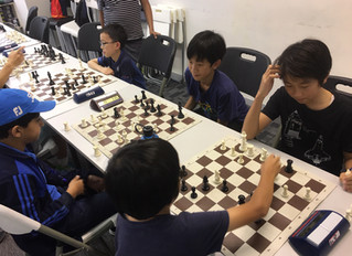 Transfer Chess Tournament in Hong Kong: Fun and Games!