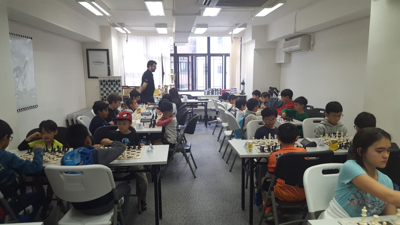 Caissa Chess EOM Jan 2018