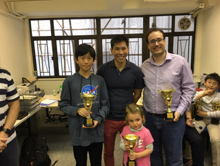 IM Matthew Tan - Hong Kong's Ultimate Blitzer!