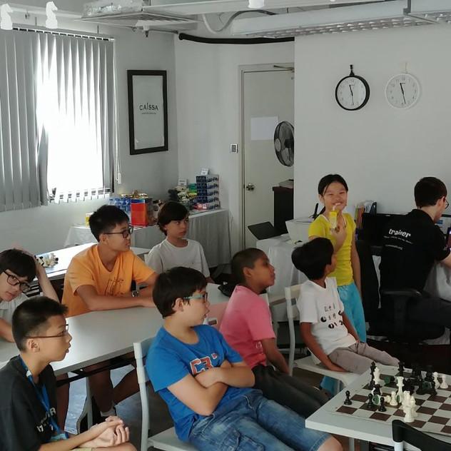 Chess Camp Summer 2017
