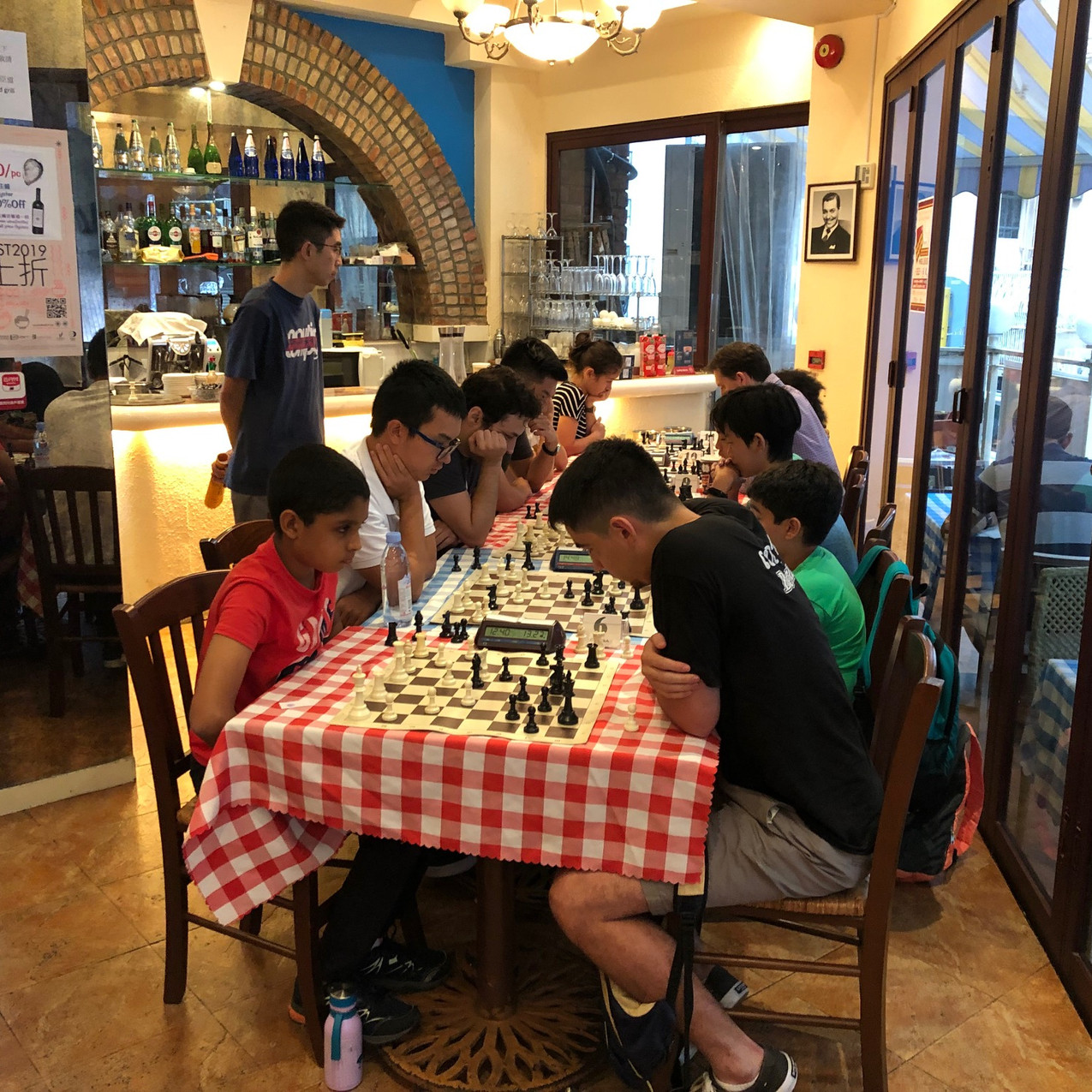 Caissa SOS 2019 chess
