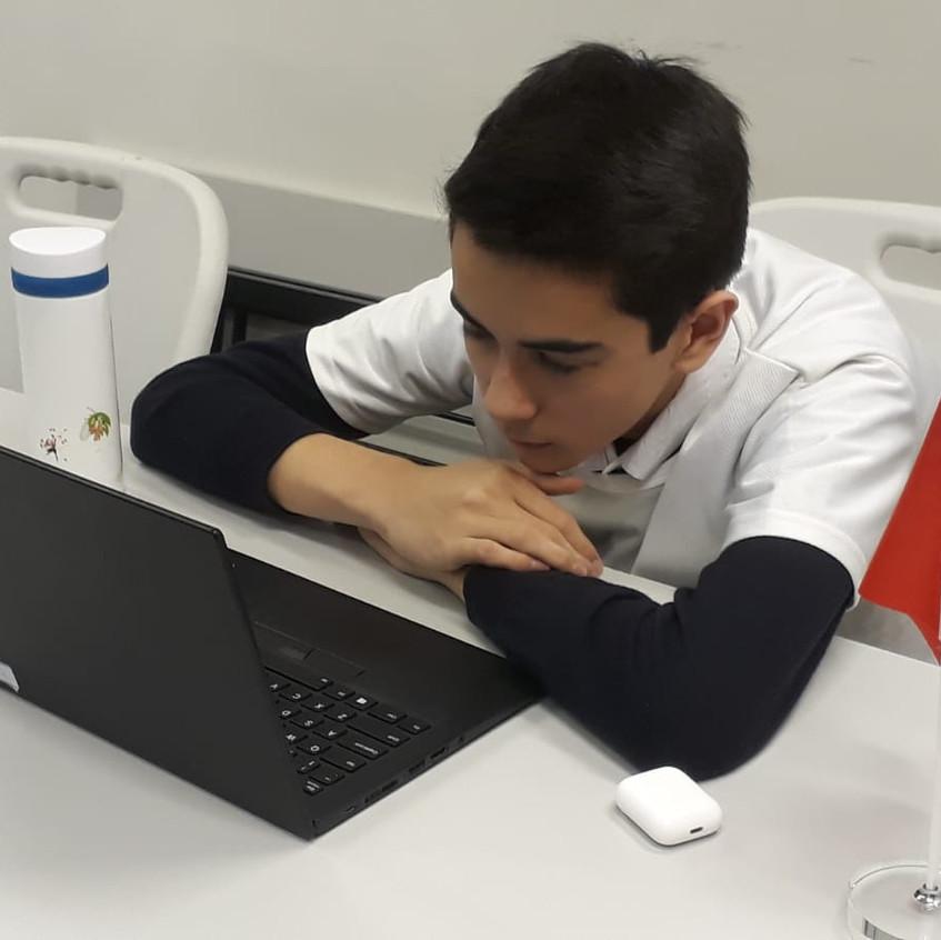 Miguel Angel Caissa Chess Hong Kong