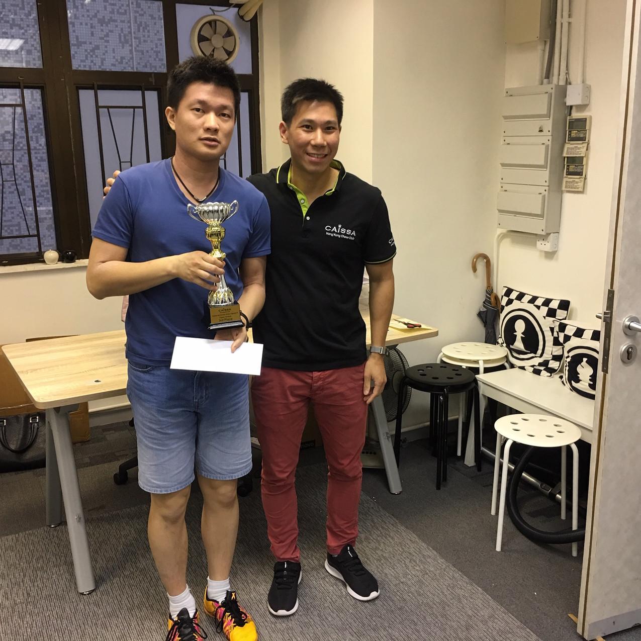 Andrew Leung Sunday Caissa Winter Open 2
