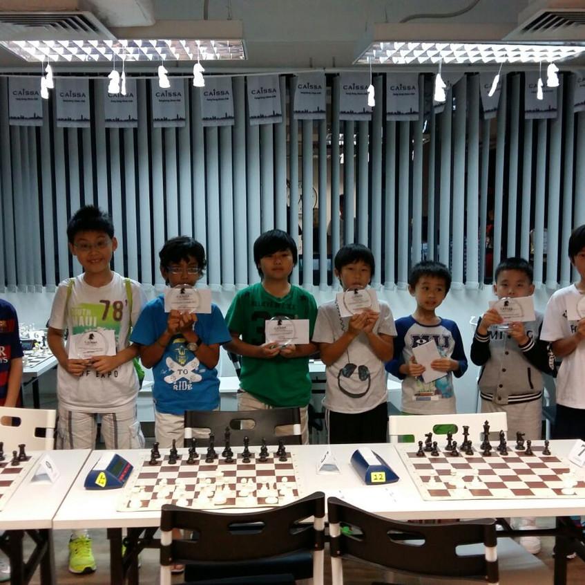 YGP August 2015 Winners