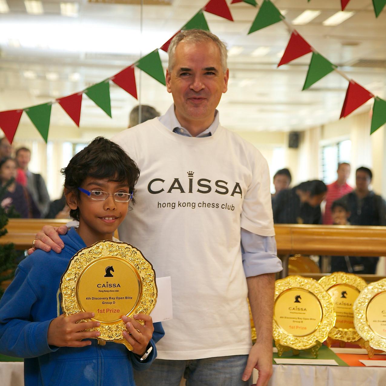 Group D - Aaditya 1st Prize