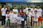 Caissa Hong Kong Chess Club players in Nanao Four Cross-Strait Win Prizes