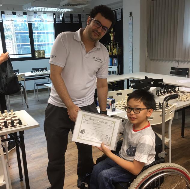 Chess Camp 2017 - John