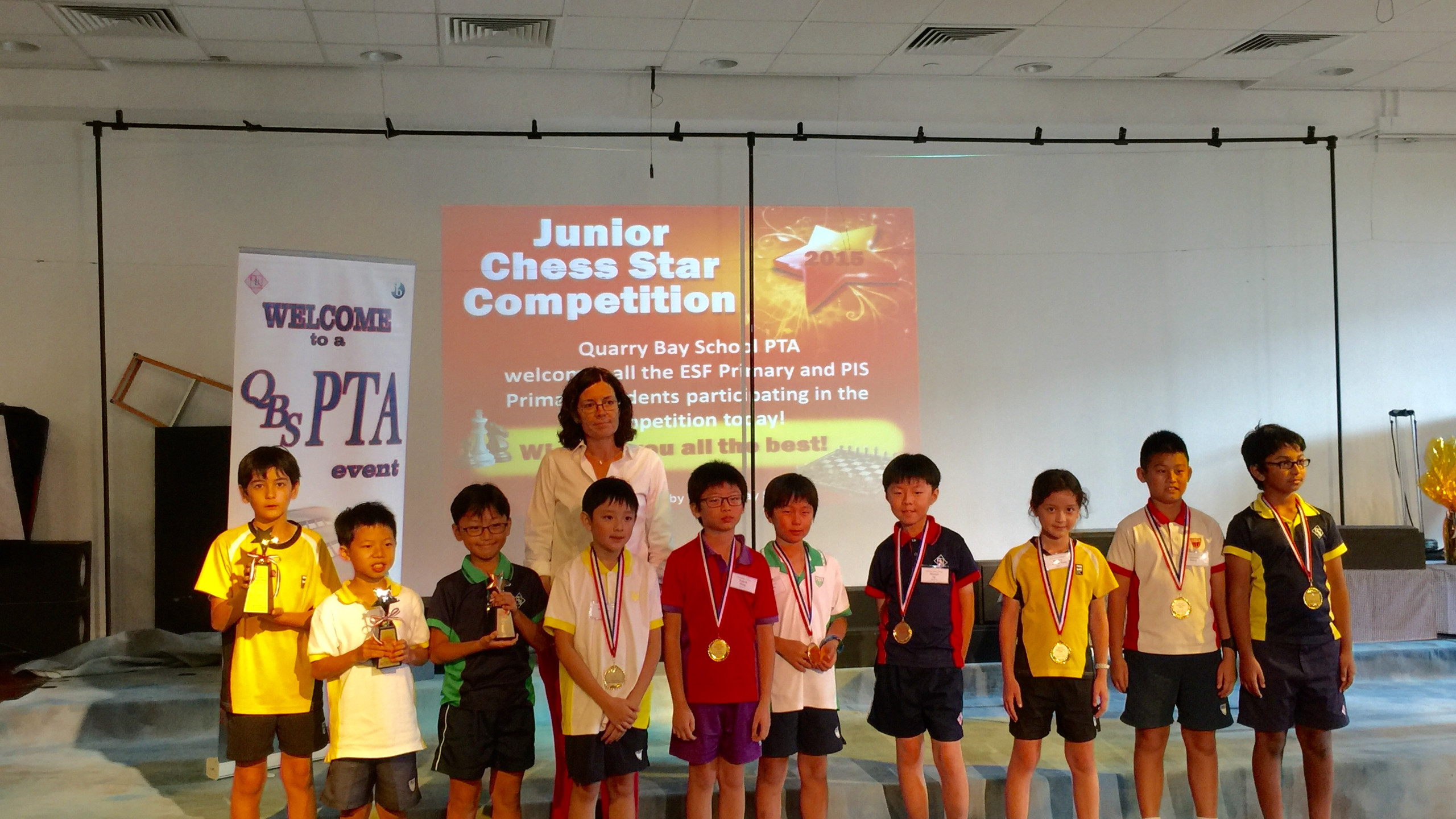 Upper Primary Prize Winners