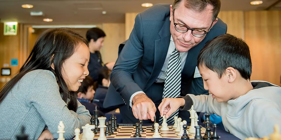 Malvern College HK Chess ECA End of the Year Tournament