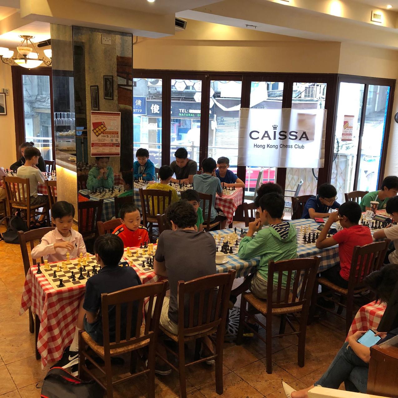 Caissa SOS 2019 chess rapid