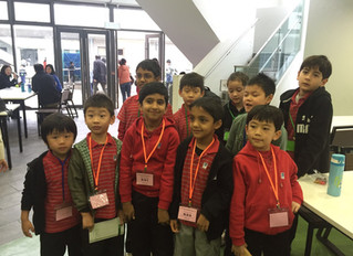 Caissa Students Successful in HK Juniors Inter-School - Discovery College Lower Primary Wins 2nd Pri