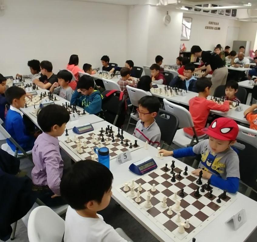 Caissa Chess Hong Kong EOM Feb 2018